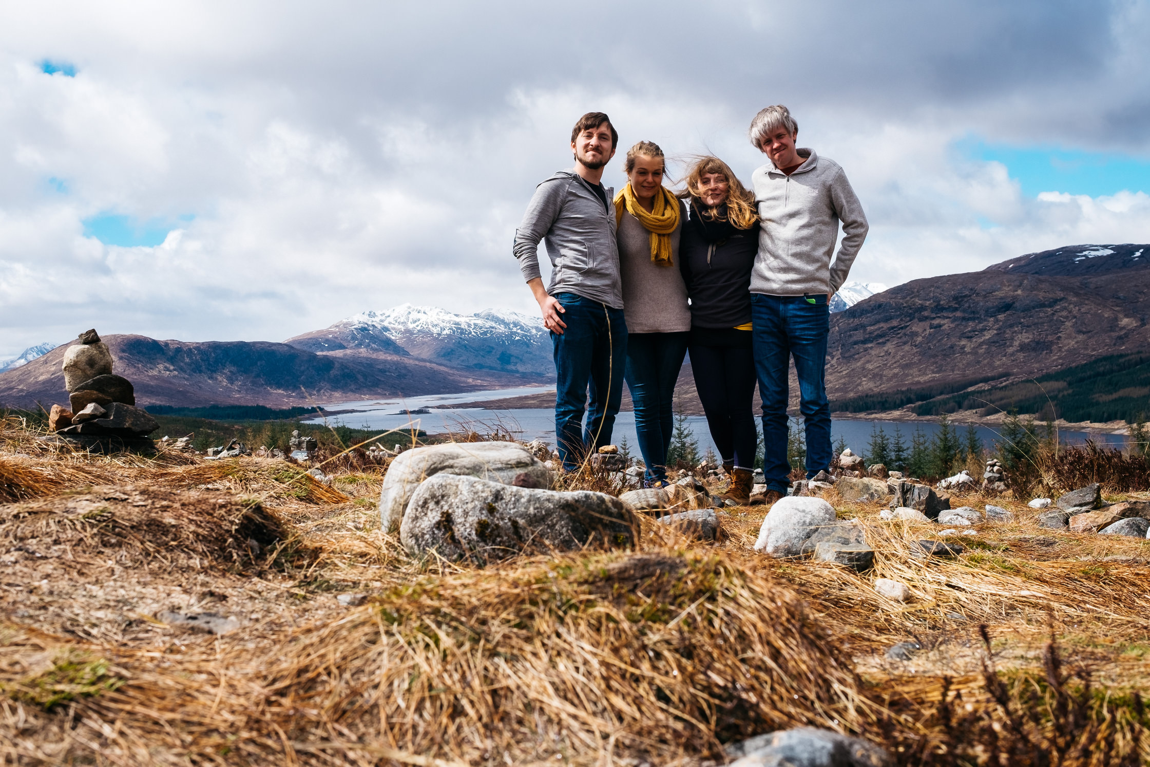 Roadtrip durch Schottland – Teil 1