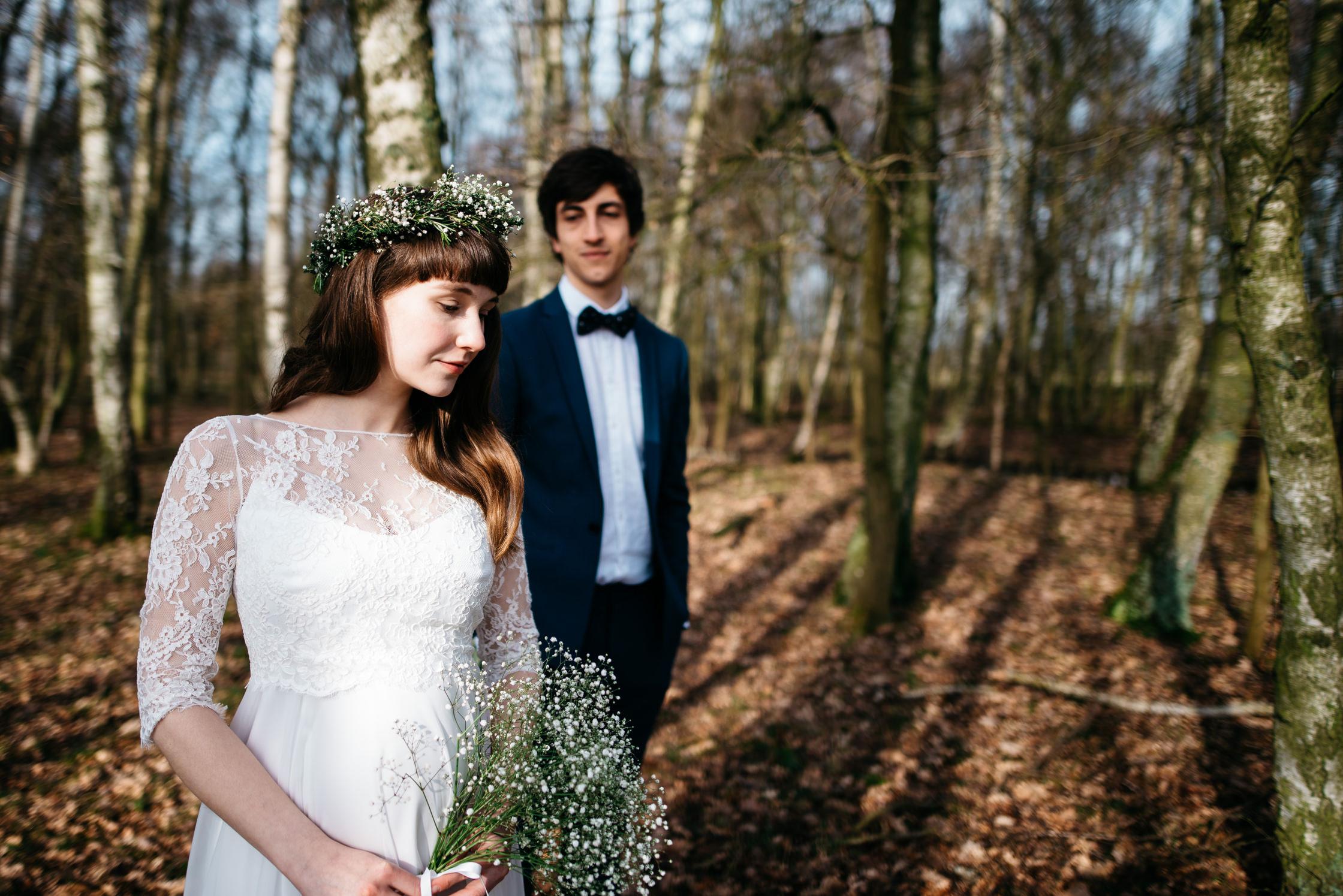 Hochzeit in den Boberger Dünen