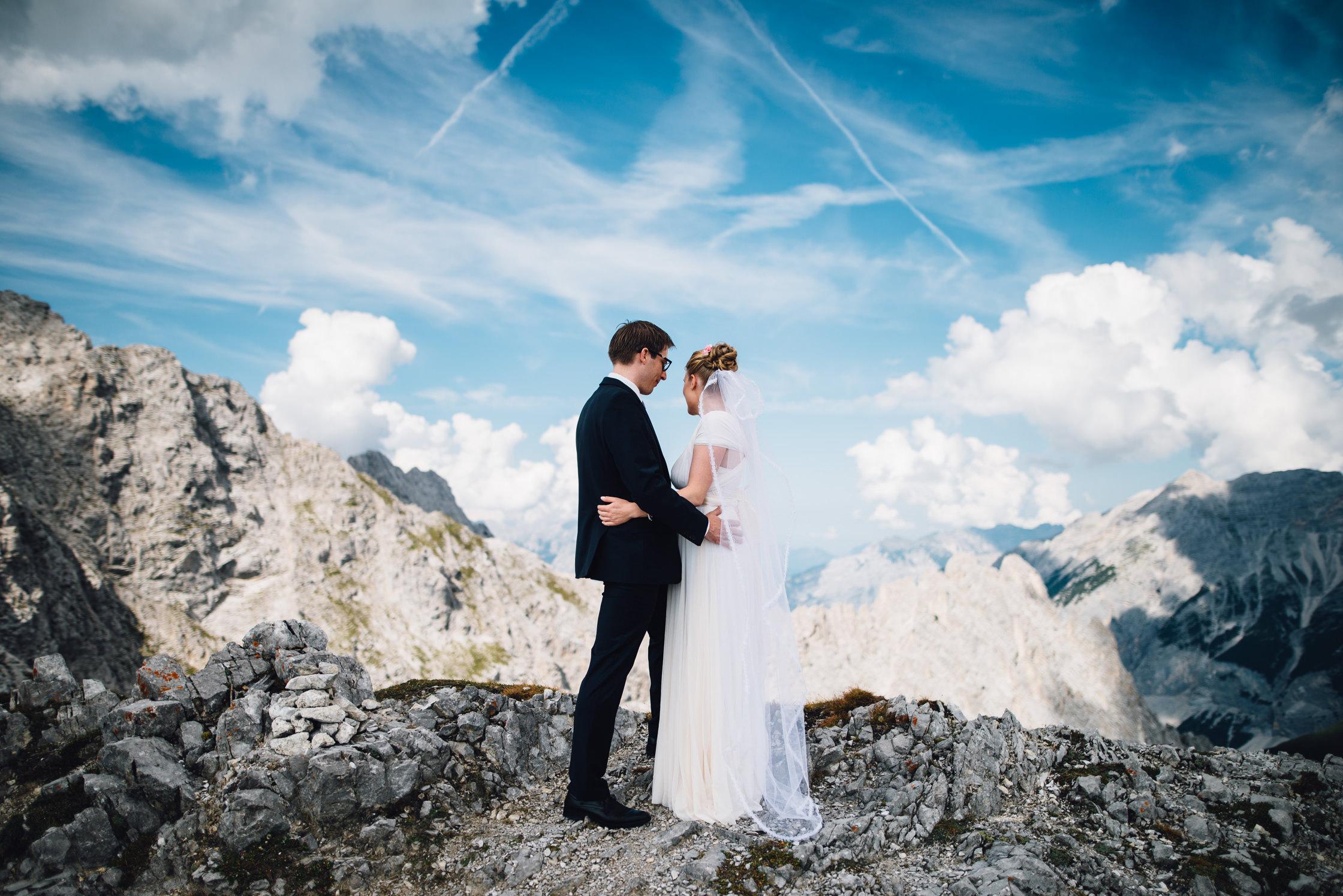 Hochzeitsreportage in Tirol